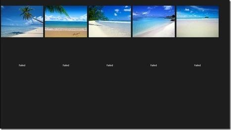 Windows 8 (or XAML generally): Loading Images with Progress ... | Windows8 Programming | Scoop.it