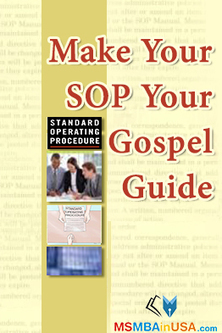 Make SOP Purpose Your Gospel Guide | Profile Evaluation| University Search| Discussion Forum | Scoop.it