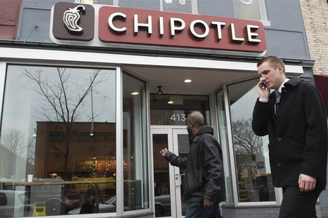 Chipotle Facing Criminal Investigation Over Food-Related Illnesses | Auto Accidents and Personal Injury News in Washington DC | Scoop.it