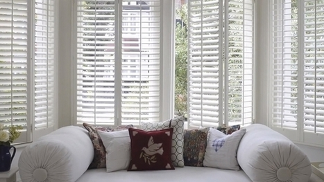Design Your House Using Shutters Made Of Wood | Shutters London | Scoop.it