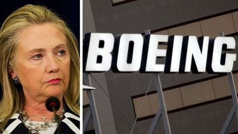 Clinton facing new ethics questions on role in Boeing deal - Fox News | CLOVER ENTERPRISES ''THE ENTERTAINMENT OF CHOICE'' | Scoop.it
