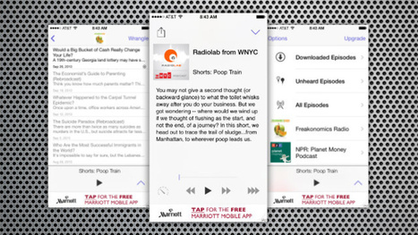 Pod Wrangler Is the Simplest Podcast Manager We've Seen | Digital-News on Scoop.it today | Scoop.it