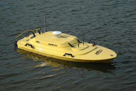 Seadiscovery.com - Shark Marine Launches D.A.S. Boat | Ocean Science | Scoop.it