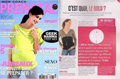 Prénatal - Mars 14 | Beauty Push, bureau de presse | Scoop.it