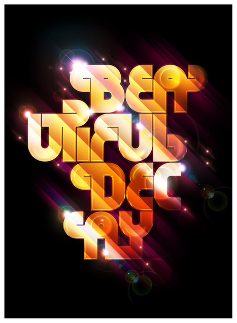 Various poster selection 2010 From Behance Network | Art, Design & Technology | Scoop.it