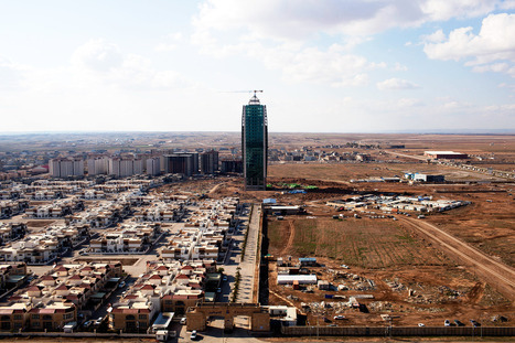 Oil and Why America Is Dropping Bombs to Defend Erbil | Outbreaks of Futurity | Scoop.it