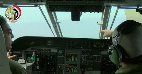 Des débris de l'avion d'EgyptAir ont été retrouvés | Voix Africaine: Afrique Infos | Scoop.it