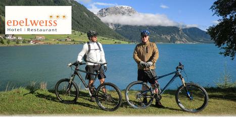 Mountainbike MTB | Sporthotel Edelweiss in Reschen | Vinschgau | Scoop.it