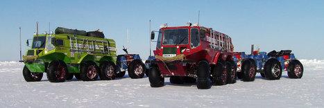 de Russie au Canada en passant par le pôle... en camion | ludmila | Scoop.it