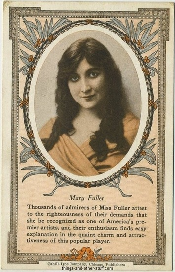 1916 Cahill-Igoe Film Stars with Movie Theatre Schedules on Reverse | Immortal Ephemera | Antiques & Vintage Collectibles | Scoop.it