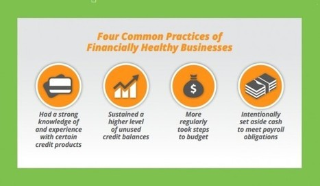 4 Things That Financially Healthy Businesses Have in Common | Financial Accounting Manuals | Scoop.it
