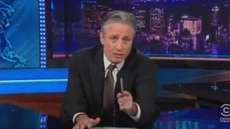 Jon Stewart: Republicans' response to Obama was 'world's sh*ttiest open mic night' | Daily Crew | Scoop.it