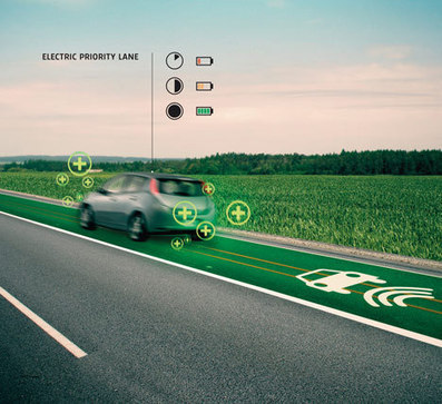 Smart Highways by Studio Roosegaarde | green streets | Scoop.it