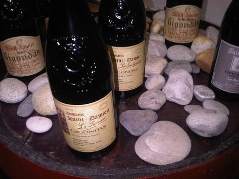à Gigondas, le domaine Saint-Damien : puissance pure, maîtrise bio. | Bourgogne Wineblog | Vins de la Vallée du Rhône méridionnaux | Scoop.it