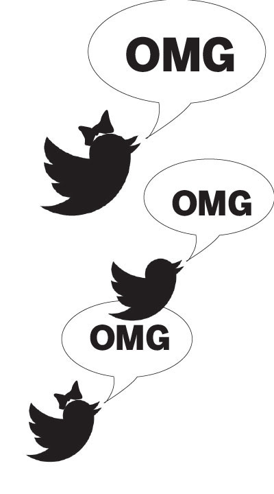 ideas | The Word How Twitter language reveals your gender — or your friends' - Boston Globe | Concordancers | Scoop.it