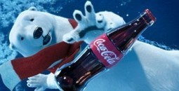 Coca Cola Polar Bears Get A New Age Makeover - Brand Stories - New Age Brand Building | Brand Stories | Scoop.it