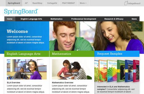 SpringBoard offers Pre-AP programs | Internationalization Abroad | Scoop.it