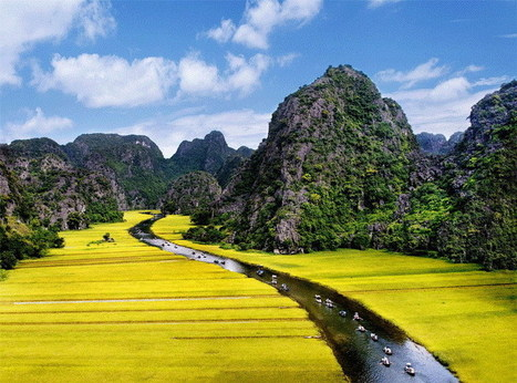 Best destinations for a getaway trip from Hanoi | Travel around best places in Asia | Scoop.it
