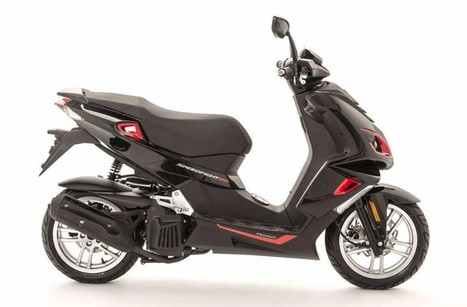 New Peugeot Speedfight 125i | Motorcycle Racing | Scoop.it