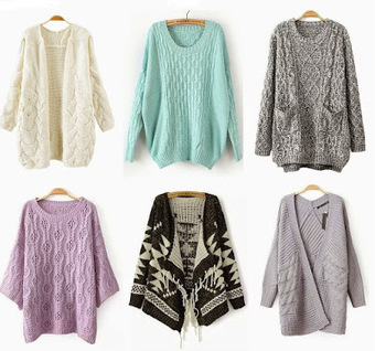 Sweaters – The Essential Winter Wears | Consumer Products | Scoop.it