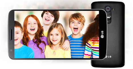 LG launches their new LG G2 Smartphone | Technology | Scoop.it
