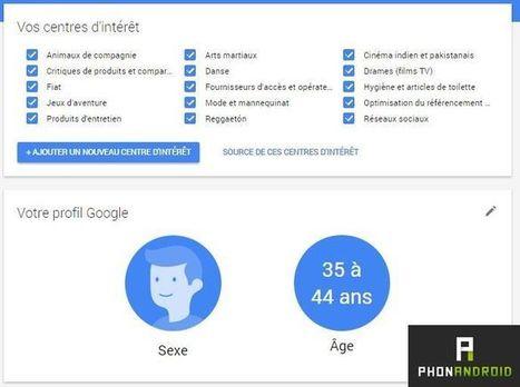 6 astuces indispensables pour savoir ce que Google sait de vous | Les outils d'HG Sempai | Scoop.it