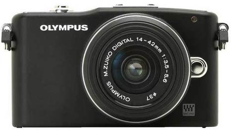 Olympus PEN E-PM1 Review | Digital Cameras | Scoop.it