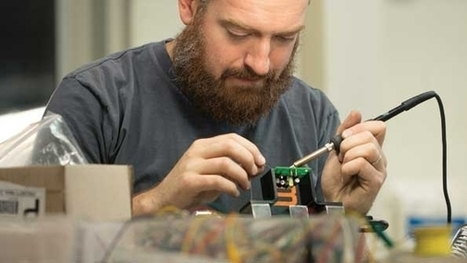 Makers Meet Manufacturing | Innovation content from IndustryWeek | Arduino, Netduino, Rasperry Pi! | Scoop.it