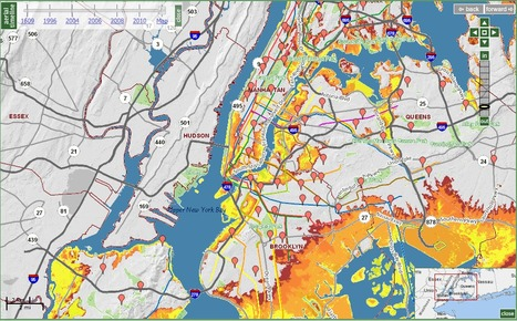 OASIS Map | Mapping NYC hurricane | Scoop.it