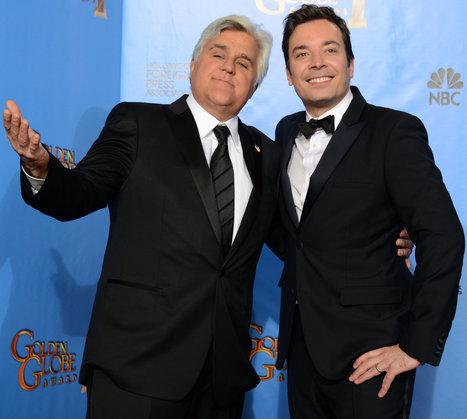 NBC Confirms Fallon Will Succeed Leno | TVFiends Daily | Scoop.it