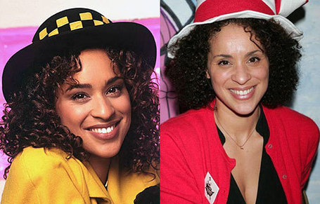 June Flashback: Karyn Parsons (French-Canadian/Afro-Trinidadian) [American] | Mixed American Life | Scoop.it