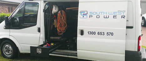 Cable Jointing Service in Sydney – South West Power | Chamber, Kiosk, and Padmount Substations Specialist - South West Power PTY LTD | Scoop.it