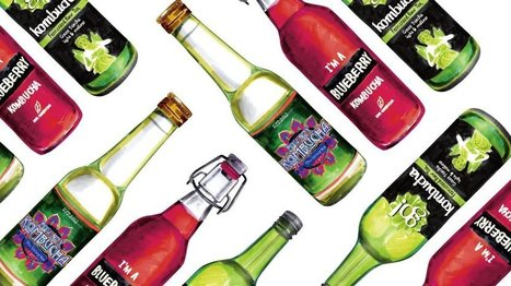 Is kombucha the new green juice? The healthy living trend that will improve digestion and boost your immune system | Urban eating | Scoop.it