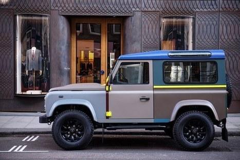 Medzi posledné Defendery bude patriť aj séria Paul Smith   Novinky   auto.sme.sk   Doprava a technológie   Scoop.it