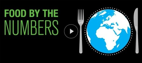 Food by the Number. Video by National Geographic | SmartPlanet DIALOGUE | Scoop.it