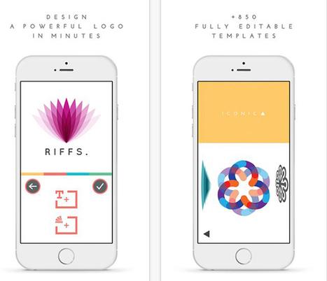 Logo Maker: diseña logos desde tu móvil | E-Learning, M-Learning | Scoop.it