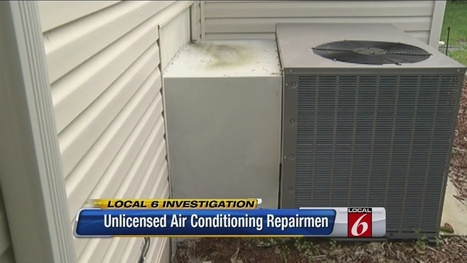 Big risks involved with unlicensed AC repairmen | Property Protection Brevard, FL | Scoop.it