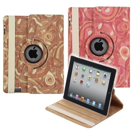 Stylish Peacock Pattern 360°Rotation Case Cover with Stand for iPad 2/3/4 (Assorted Colors) - Free Shipping | Apple iPhone Accessories, iPad Accessories For Sale at Aurabuy -   Free Shipping | Scoop.it