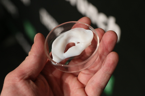 BioBots Is A 3D Printer For LivingCells   SynBioFromLeukipposInstitute   Scoop.it