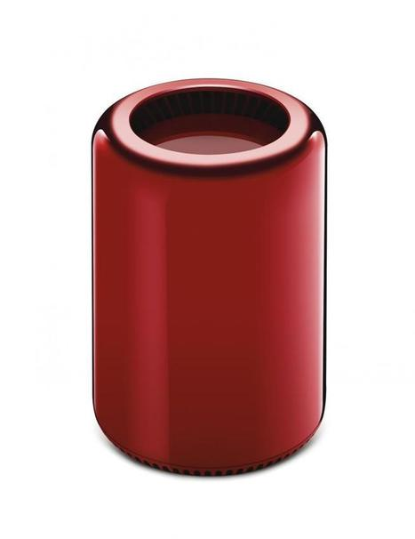 (RED) Mac Pro: Apple SVP Jony Ive, Marc Newson Design One-Of-A-Kind ... - International Business Times | Technology | Scoop.it