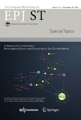 FuturICT FET Flagship: open access special issue. | FuturICT In the News | Scoop.it