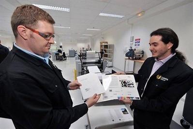 Impression à la demande pour titres épuisés - ouest-france.fr   Bibliothèques innovantes   Scoop.it