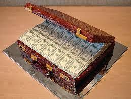 Money Cake | Anything, mainly re-scooped things from friends | Scoop.it