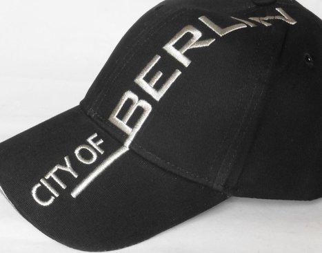 Berlin Design Basecap, City of BERLIN | Berlin Souvenirs, Geschenke und Sri Lanka Ayurveda  #Shopping | Scoop.it