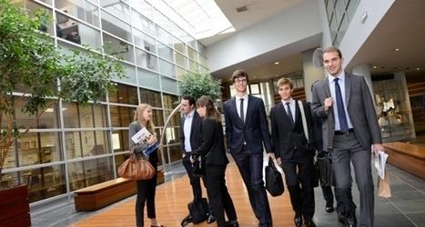 Audencia investit dans les EdTech - Educpros | Numérique & pédagogie | Scoop.it