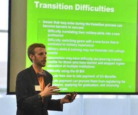 Student veterans learn transition skills at University of South Carolina event | Veterans and Military Families News | Scoop.it