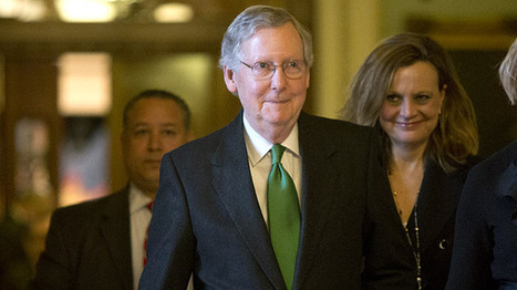 Senate approves debt hike after McConnell, GOP leaders vote 'yes' | Coffee Party News | Scoop.it