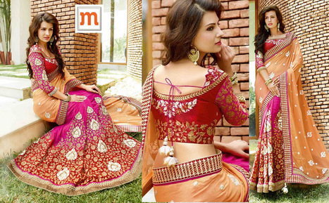 Visit Moksha Fashions To Buy Dresses For Your Traditional Ceremonies | Nice one | Scoop.it