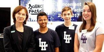 Science Factor : 5ème édition   Science Factor 2014-2016   Scoop.it