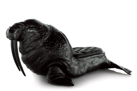 maximo riera: walrus chair | Visual Art - 21st century sculpture | Scoop.it
